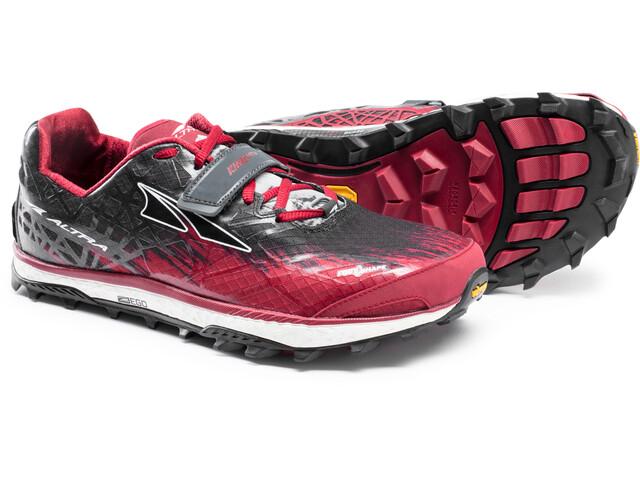 Altra King MT 1.5 scarpe da corsa Uomo rosso nero su Addnature 613ebc68112